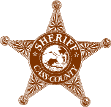 Cass County Sheriff Badge